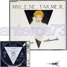 "MYLENE FARMER ""JE T'AIME MELANCOLIE"" RARE CD MAXI"