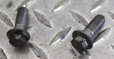 2009 YAMAHA V STAR 1300 FRONT CALIPER BOLTS SET 90105-10638-00