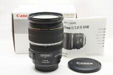 Canon EF-S 17-55mm F2.8 IS USM AF Lens for EOS EF-S Mount w/ Box #200913f