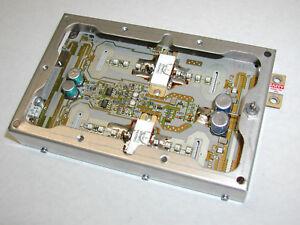 1 Stück A/B Verstärker Amplifier mit 2 Stück BLF861A, auf 70cm bis 270W Output.