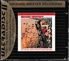 Bernhard Herrmann -The Four Faces of Jazz / MFSL UDCD 672 / GOLD CD / NEW&SEALED
