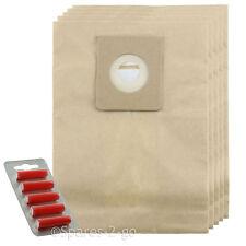 5 x Vacuum Cleaner Bags For Nilfisk King Series Hoover Bag + Fresh