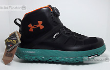 NEW UNDER ARMOUR UA FAT TIRE GTX = SIZE 12 = MEN'S HIKING BOOTS  1262064-029