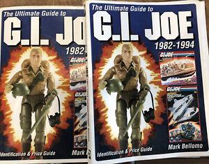 THE ULTIMATE GUIDE TO G.I.JOE 1982-1994 BOOK IDENTIFICATION GI JOE LOT