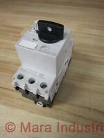 Fuji Electric BM3RHB-2P5 Manual Motor Starter  BM3RHB2P5