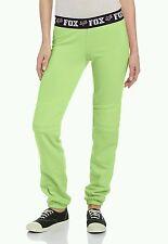 Fox Racing Fast Lane Women's Pant Day Glo Green Size M