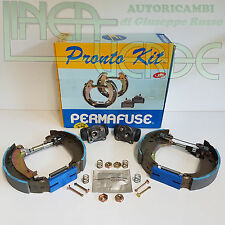 KIT GANASCE FRENO PERMAFUSE 919811P SIST. FRENANTE BENDIX PER CITROEN - PEUGEOT