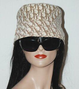Dior Reversible Brown Monogram Bucket Hat