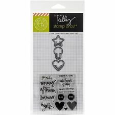 Mixed Themes Unmounted Rubber Craft Stamps