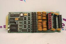Bristol Babcock 392557-02-9 Discrete Input Board  24VAC/DC 30mS  **XLNT** #3