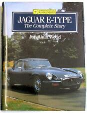 JAGUAR E-TYPE THE COMPLETE STORY Jonathan Wood ISBN 1852233389 Car Book