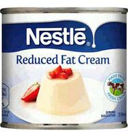 Nestle Reduced Fat Cream 250ml