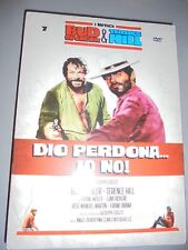 DVD N°7 I MITICI BUD SPENCER & TERENCE HILL DIO PERDONA..IO NO! 2016