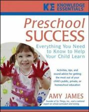 Preschool Success: Everything You Need to Know to Help Your Child-ExLibrary