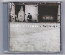 Far from Enough by Viktor Krauss (CD, Feb-2004, Nonesuch (USA))