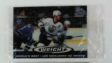 1997-98 Pinnacle Kraft 3D Large Hockey Card; Doug Weight in Cello