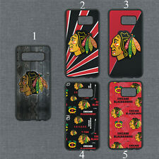 Chicago Blackhawks Phone Case For Samsung Galaxy S20 S10 S9 Note 20 10 9 Cover