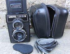 FOTOCAMERA SOVIETICA LUBITEL -166B  6X6  PELLICOLA 120 FUNZIONANTE