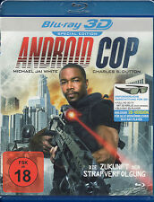 Android Cop - 3D Blu-Ray - Includes 2D Version -