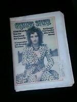 Rod Stewart Rolling Stone Magazine Issue 137, 6/21/73 Excellent Condition
