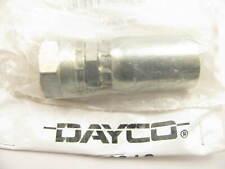 Dayco 116163 Hydraulic Crimp Fitting Female Swivel Metric 2460 Cone 12 Hose