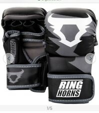 Venum Charger Sparring Mma Gloves Ring Hornes S M