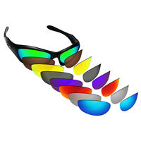 Hawkry Polarized Replacement Lenses for-Oakley Monster Dog Sunglass - Options