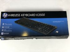 HP K3500 Wireless Slim Keyboard w/Paste Hotkeys Link-5 Technology Windows 7/8/10