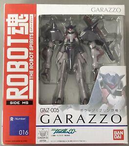 Bandai Robot Spirits Damashii Mobile Suit Gundam 00 Garazzo #16 Action Figure