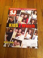 SJ MAGAZINE Philadelphia Eagles Football KEN DUNEK Autism PREGNANCY Kids 2 Watch