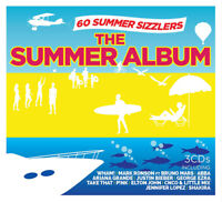 Various Artists : The Summer Album CD Box Set 3 discs (2019) ***NEW***