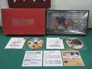 PlayStation -- FINAL FANTASY ‡T¥‡U Premium Package -- PS1. JAPAN. 37700