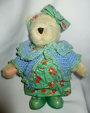 Muffy Vanderbear Picking Posies Mums the Word Dress, dated 1997