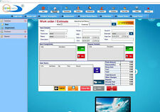 PHONE / COMPUTER REPAIR STORE SOFTWARE: Download Link ONLY