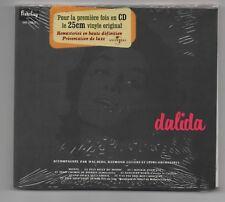 DALIDA CD (NEUF )MIGUEL (UNIVERSAL)