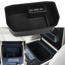 Armrest Storage Box Tray Container Organizer fit Toyota Land Cruiser 2008-2016