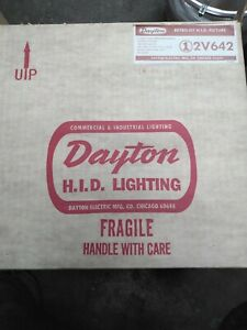 Dayton HID Industrial Fixture Retro-Fit 70W 120 VAC NOS Made in USA