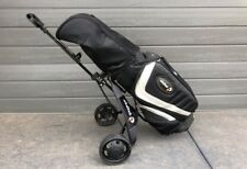 TaylorMade Golf Clubs Bag Glove Shoes Trolley