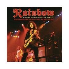 RAINBOW - LIVE IN MUNICH 1977 (RE-RELEASE) 2 CD 9 TRACKS CLASSIC ROCK & POP NEU