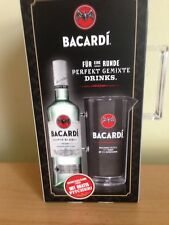 Limited edition collectible  Bacardi box with pitcher From Germany.
