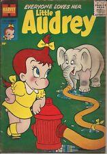 Playful Little Audrey #51 Harvey Comic 1956 VG-