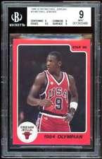 Michael Jordan Rookie Card 1986 Star 1984 Olympian #3 BGS 9 (9 9 9.5 9)