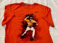 San Francisco Giants Win! The Beard Brian Wilson 2010 World Series XL T Shirt