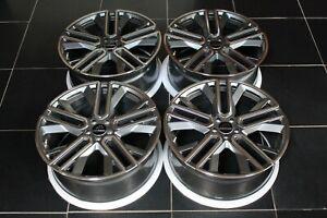 Carlsson Model 589 | 22 Zoll | NEU OVP | Mercedes Felgen | GL Klasse X164 X166