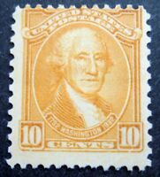Sc # 715 ~ 10 cent Washington Bicentennial Issue, Unused, Never Hinged (cc21)