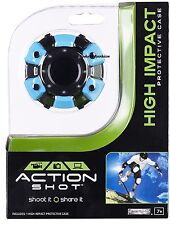 Action Shot Camera Cases - Impact Protective Case - Waterproof Video Viewer Blue
