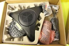 Polycom 2200-16200-001 SoundStation 2 EX Corded Conference Phone / NEW / BOXED