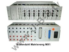 Rosendahl Matrixveng MX1 - 7 x Vorverstärker