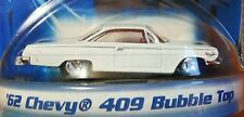HOT WHEELS 62 1962 CHEVY 409 BUBBLE TOP CHEVROLET REAL RIDERS COLLECTIBLE CAR