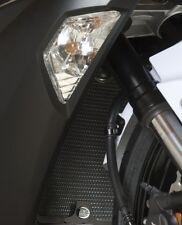 Kawasaki ZX6 R 2015 R&G Racing Radiator Guard RAD0141GR Green